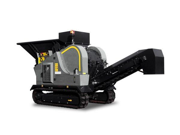 Mil Track M 5000 - Hammer Mill Crusher | Komplet